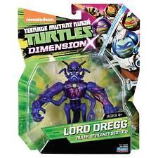 Teenage Mutant Ninja Turtles TMNT Lord DREGG Figure Playmates 2015