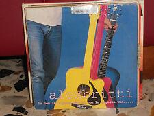 ALEX BRITTI - IO CON LA RAGAZZA MIA TU CON LA RAGAZZA TUA - 2005