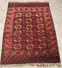 Bochara Buchara Turkmen Teppich rug ca. 80 Jahre alt 152 x 122,5 cm