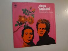 "SIMON & GARFUNKEL: Mrs. Robinson-Scarborough Fair-Canticle-Spain 7"" CBS 3522 PSL"