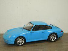 Porsche 911 993 Carrera 4S - Schuco 1:43 *40431