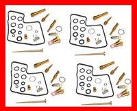 KR Carburetor Carb Rebuild Repair Kit x4 HONDA GL 1200 D Goldwing 84-87 KH-1262