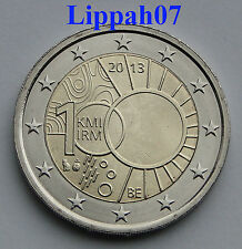 België speciale 2 euro 2013 100 jaar KMI UNC