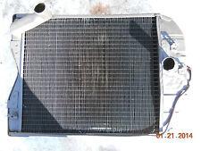 Massey ferguson radiator #186830m91 for TO30