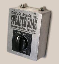 Speaker Soak power tube attenuator for Fender Hot Rod&Blues Deluxe&Deville&Jr