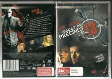 ASSAULT ON PRECINCT 13 UNITE AND FIGHT LAURENCE FISHBORNE ETHAN HAWKE NEW DVD