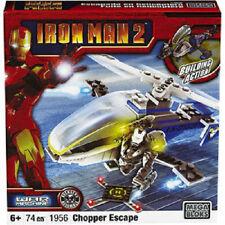 Mega Bloks Ironman 2 Vehicle/Fig WarMachine