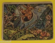 Horrors of War #119 Ethiopians Catch Italian Tank In Lion Trap 1938 Trading Card