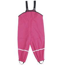 Playshoes GmbH Regenlatzhose Gr. 80 Pink