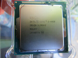 Intel  i5 4460 cpu 1150 pin