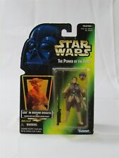 STAR WARS SOTE LEIA IN BOUSHH DISGUISE WITH BLASTER AND HELMET KENNER