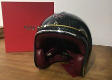 Ruby Pavillon Motorcycle Helmet Concorde model