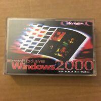 DJ Cutmaster C Windows 2000 CLASSIC Queens NYC 90s Hip Hop Mixtape Cassette