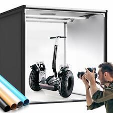 Photo Light Box, SAMTIAN 100x100x100CM Portable Folding Studio Box Professional