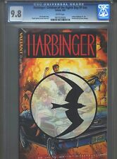 Harbinger Children of the Eighth Day #nn CGC 9.8 Valiant TPB of #1 - 4