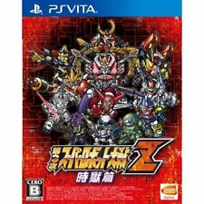 New Ps Vita 3rd Super Robot Wars Z at the prison hen Import Japan