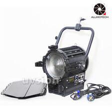 NUOVA unità 200W Bi-Color Studio Fresnel LED Luce Spot per macchina da presa