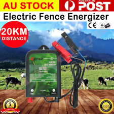 TECHONLINE 12V Electric Fence Charger (0786467268718)