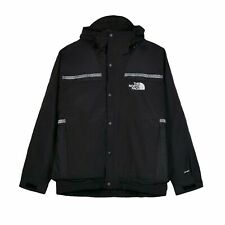 The North Face Mens 1992 Retro Rage Rain Jacket Black Size.XL