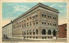 Postcard Y. M. C. A. Building, Fremont, Nebraska - circa 1920s