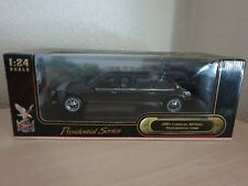 Presidential Series Limo 1:24 2001 Cadillac DeVille