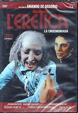 DVD Vidéo L'Hérétique Édition Limitée Numérotée Neuf Scellé 1975