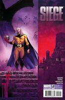 Siege #2 CVR A Marvel Comics 1st Print 2009 VF