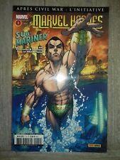 comics MARVEL HEROES hors série 2°série n°1