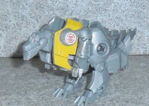 Transformers Robots in Disguise GRIMLOCK Complete One Step Rid 2015 Gold Armor