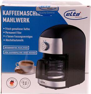 Kaffeemaschiene mit Mahlwerk von Elta