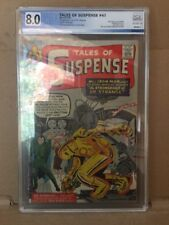 Tales Of Suspense #41 PGX 8.0 Not CGC