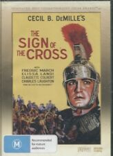 The Sign Of The Cross -  Fredric March, Claudette Colbert, Elissa Landi - DVD