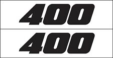 MG 2339 400 Fit Chevy GM Small Block Engine Decal Stickers Metro Auto Graphics