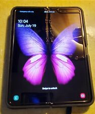 Samsung Fold 5g- 512GB -  Excellent Condition Unlocked with box/accessories