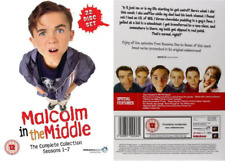 Malcolm In The Middle: Complete Collection Box Set - Seasons 1-7 [DVD] [2000]