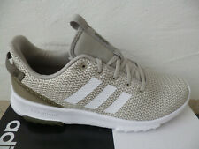 Adidas Trainers Racer Tr Sneakers Lace Up Beige New