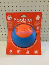 Foobler Puzzle Feeder Dog Toy Treat Dispenser
