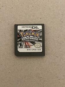 (Genuine) Nintendo Pokemon Platinum