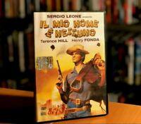 IL MIO NOME è NESSUNO (1973) DVD COME NUOVO TERENCE HILL di TONINO VALERII