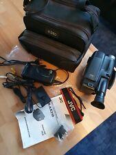 JVC Compact VHS Camcorder GR-AX210 inklusive Zubehörpaket