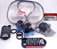 New Complete Acura MDX Premium Timing Belt+Water Pump Kit 2001-2002