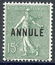 STAMP / TIMBRE DE FRANCE COURS D'INSTRUTION N° 130-CI 2 **