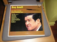 Roy Acuff LP The Voice of Country Music '65 Capitol Mono Super Copy!