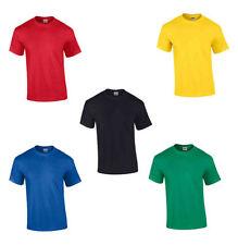 Gildan Short Sleeve Basic Loose Fit T-Shirts for Men
