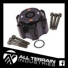 1 AUTO FREE WHEELING HUB - NISSAN PATROL GU - AUTOMATIC MANUAL LOCKING HUB