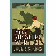 Mary Russell's War (Mary Russell & Sherlock Holmes), Laurie R., King, New condit