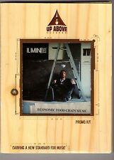 (GW350) LMNO, Economic Food Chain Music - Promo Kit CDs