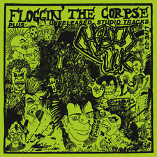 Chaos UK - Floggin' The Corpse LP RE NEW / RADIATION REISSUES IMPORT punk