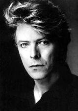 David Bowie in Black +White. Poster / Photo Kodak Studio Quality. First Class UK