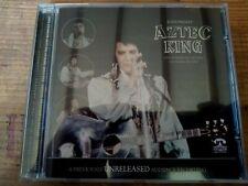 RARE ELVIS PRESLEY CD - AZTEC KING - MEMORY LABEL